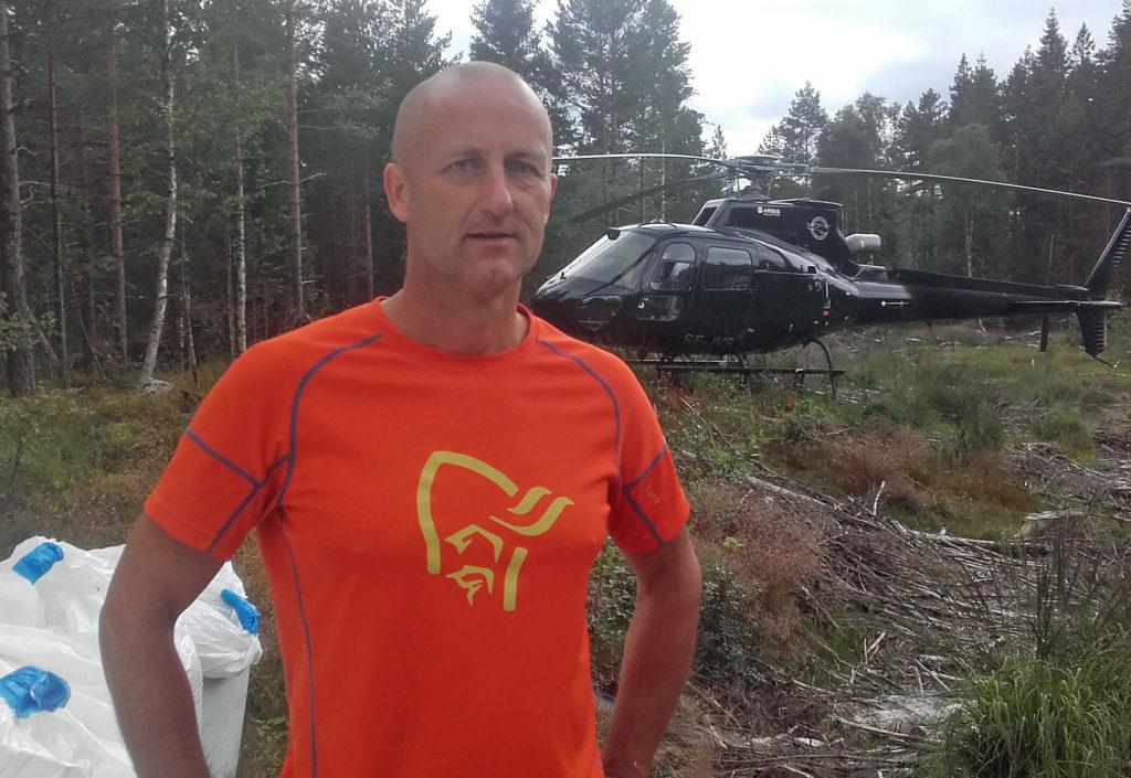 Gjødslet skog for 260 000 kroner