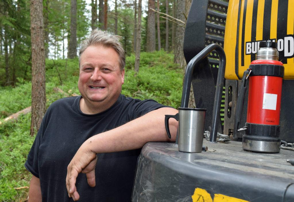 Per Olavs tips for en sunn skog
