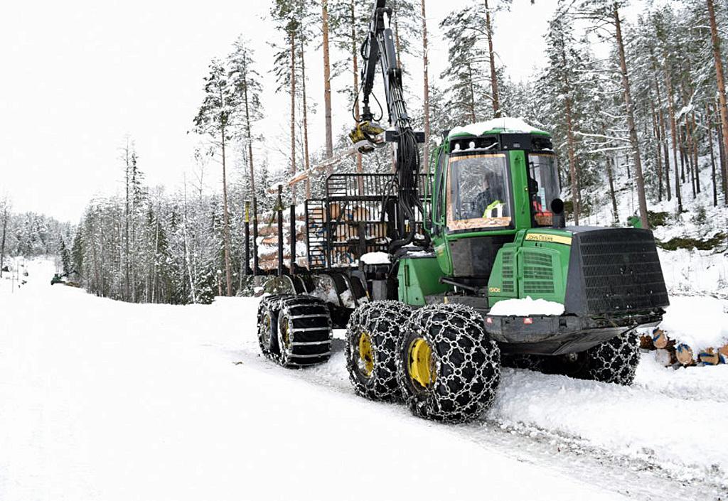AT Skog øker igjen prisen på massevirke