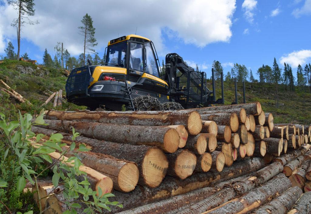 AT Skog innfører driftsstans