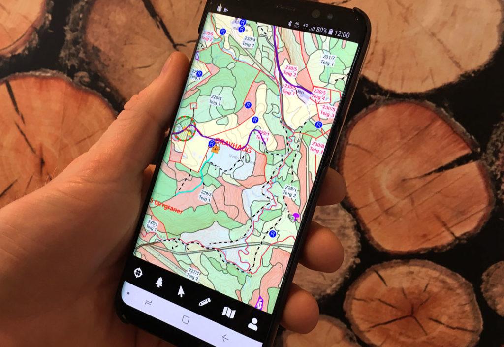 ALLMA app'en nå på Android