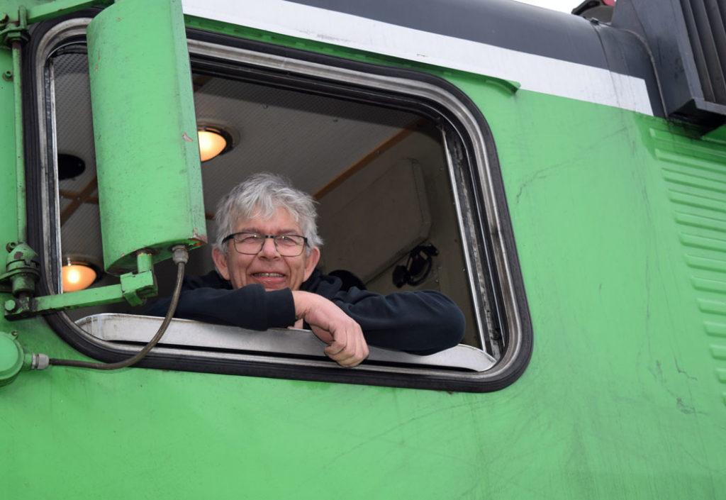 Hver togtur erstatter 22 tømmerbiler