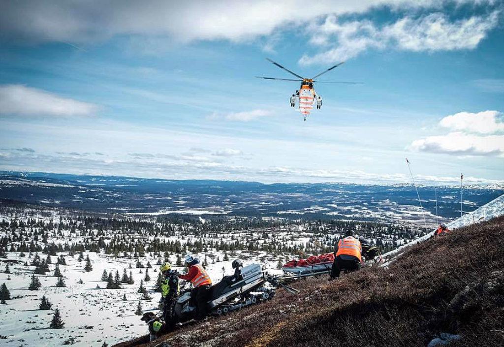 Julegave til Norske Redningshunder